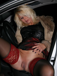 Desyra is an amazing MILF who is not shy to show guys something they will remember her for in the future.